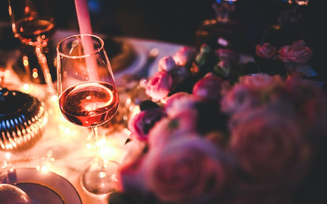 Rosé wine : your best ally for New Year's Eve