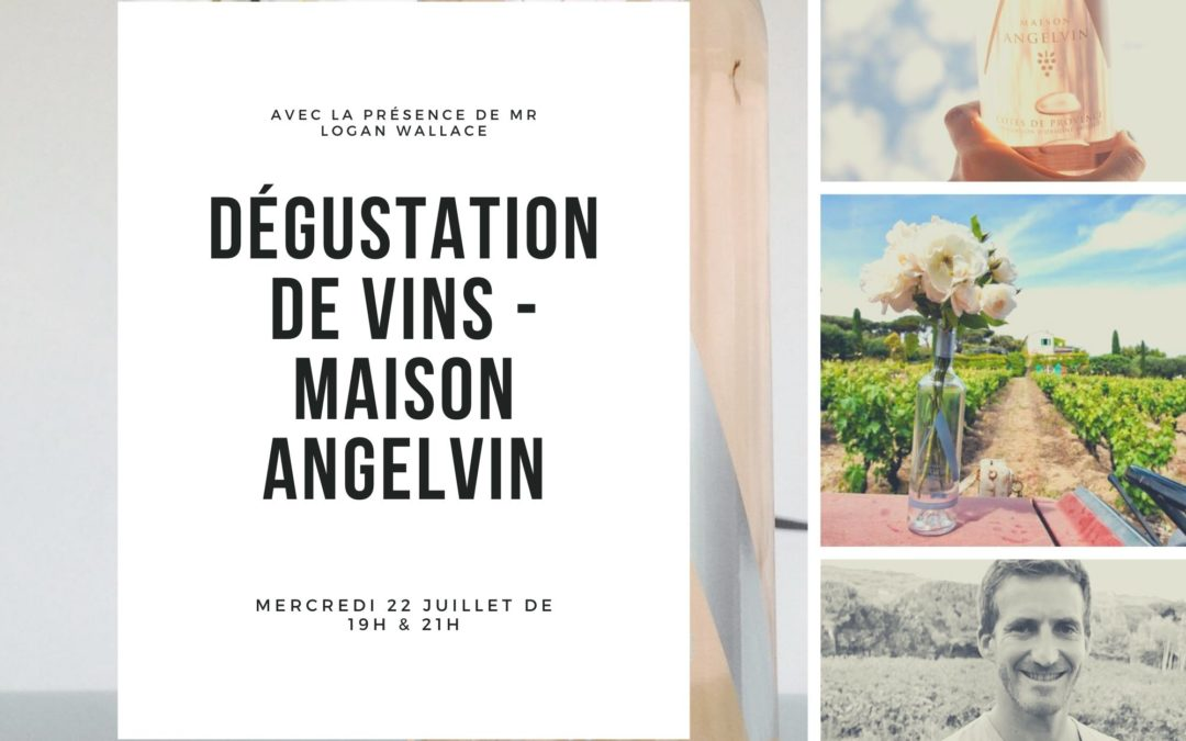 Wine Tasting at Maison Angelvin, Saint-Tropez